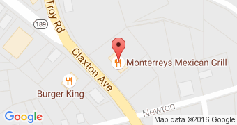 Monterrey's Mexican Grill