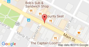 County Seat Restaurant