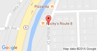 Rocky's Route 8