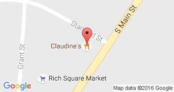 Claudine's Restaurant