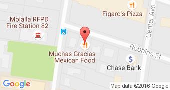Muchas Gracias Mexican Food