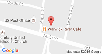 Warwick River Cafe