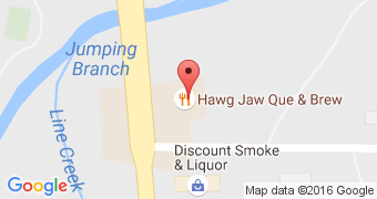 Hawg Jaw Fritz Barbecue