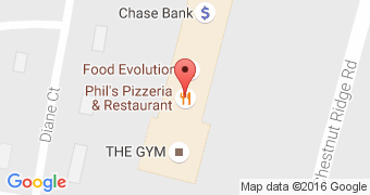 Phil's Pizzeria & Restaurant