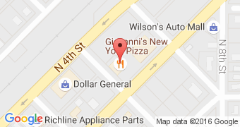 Giovanni's New York Pizza
