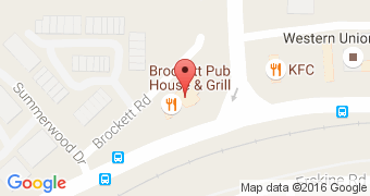 Brockett Pub House and Grill