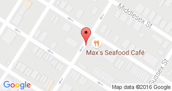 Max's Seafood Cafe