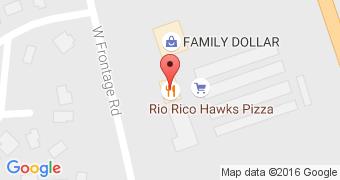 Rio Rico Hawks Pizza