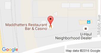 Maddhatters Restaurant Bar & Casino