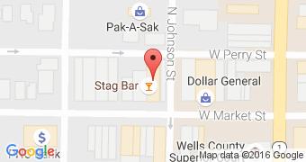Stag Bar
