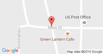 Green Lantern Cafe
