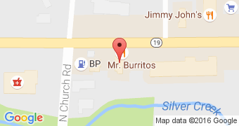 Mr Burritos