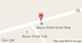 The Bayou Shack
