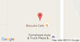 Biscuits Cafe Watkins location