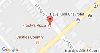 Frosty's Pizza