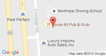 Route 65 Pub and Grub