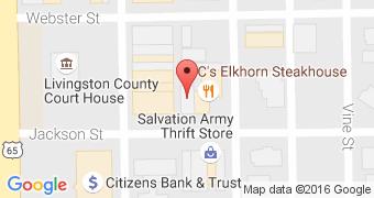 Pc's Elkhorn Steakhouse
