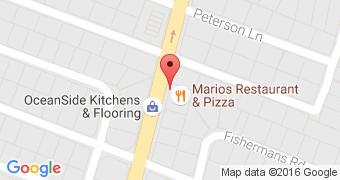 Marios Restaurant and Pizza