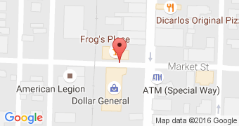 Frogs Place
