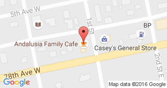 Andalusia Family Cafe