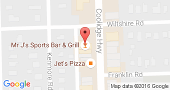 Mr J's Sports Bar and Grill