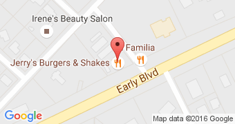 Jerry's Burgers and Shakes