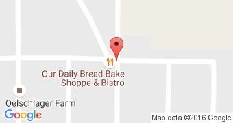 Our Daily Bread Bake Shoppe