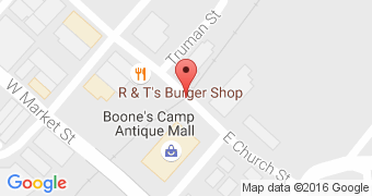 R and T's Burger Shop