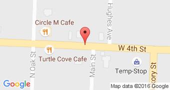 Marriott Circle M Cafe