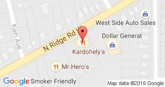 Kardohely's Family Restaurant