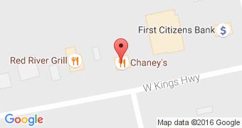 Chaney's Restaurant