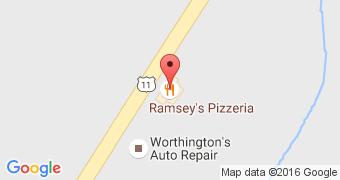 Ramsey's Pizzeria