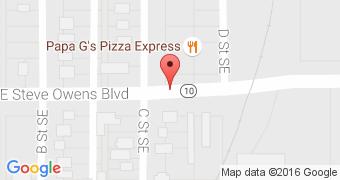 Papa G's Pizza Express