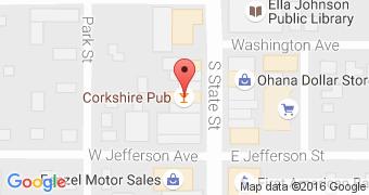 Cork-Shire Pub