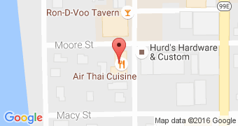 Air Thai Cuisine