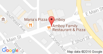 Amboy Family Restaurant and Pizza