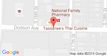 Tassanee's Thai Cuisine