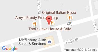 Amy's Frosty Freeze