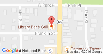 Library Bar and Grill