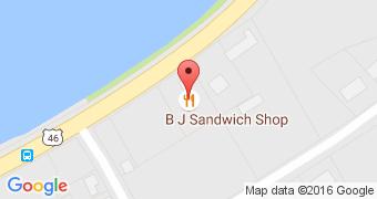 B J Sandwich Shop