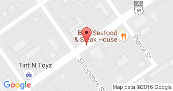 Best Seafood and Steakhouse