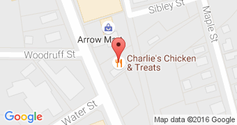Charlie's Chicken and Treats