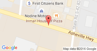 Inman House of Pizza