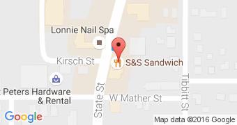 S and S Sandwich Shop