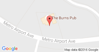 The Burns Pub at The Hilltop Inn