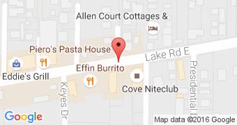 Effin Burrito