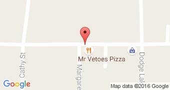 Mr Vetoes Pizza
