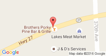 Brothers Porky Pine Bar and Grill