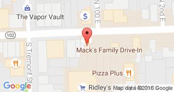 Mack's Family Drive-In