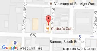 Cotton's Cafe